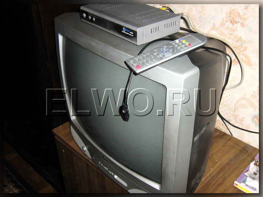 Итак, телевизор LG CF20J50 не подаёт ни единого признака жизни.  Не светится даже дежурная лампочка.