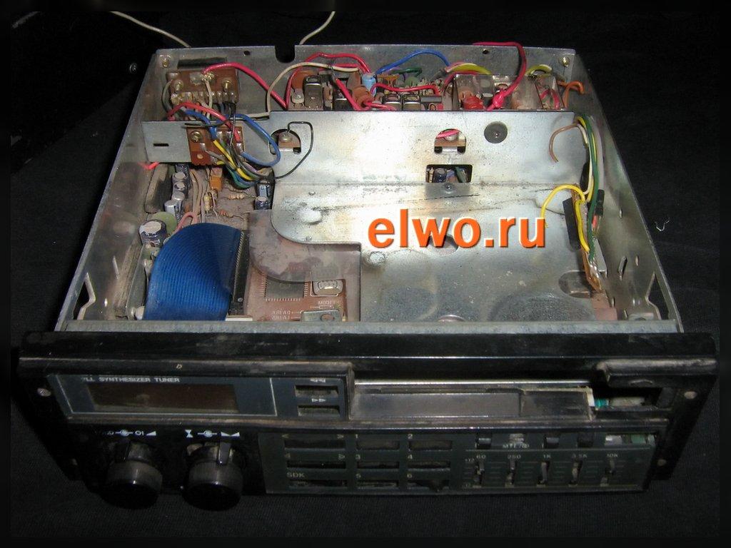 схема заряда конденсатора для автомагнитолы