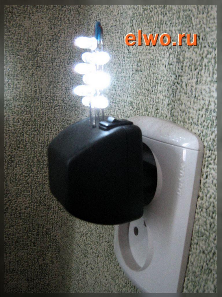 В итоге, получился неплохой самодельный светодиодный светильник из доступных деталей, который безотказно работает уже...