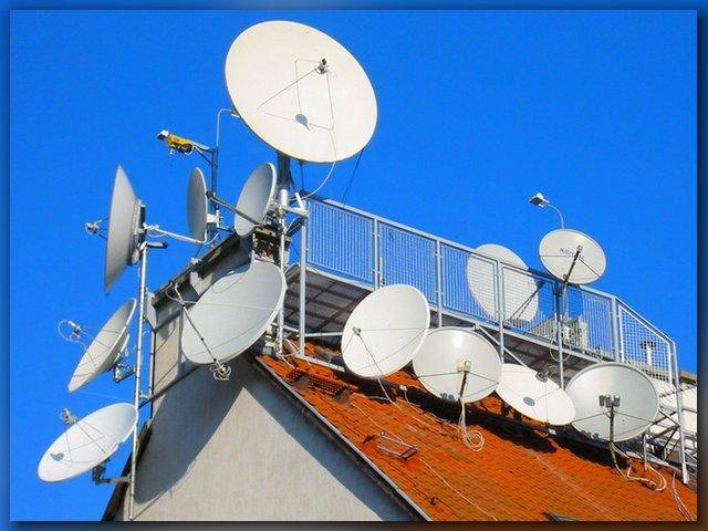 Конвертер спутниковой антенны
