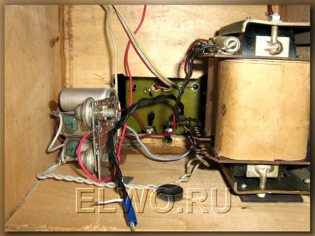 трансформатор в музыкальный центр из ресивера