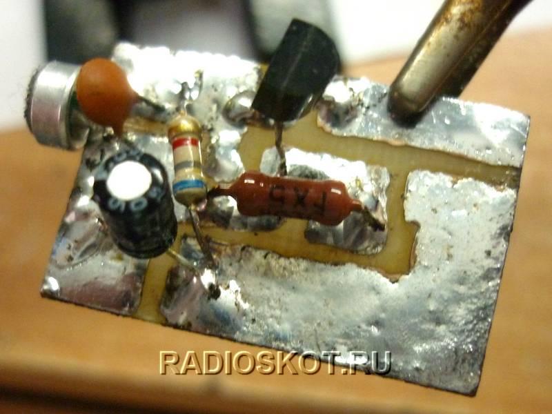 Радиосхемы сделанные своими руками 78