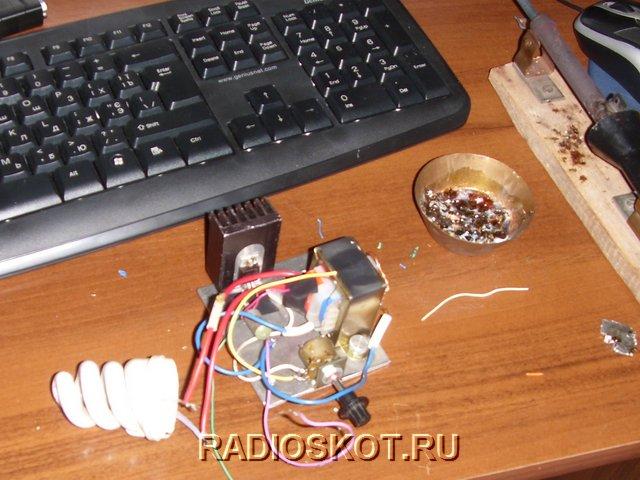 Транзистор КТ805 надо