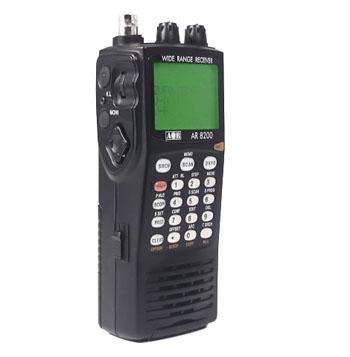 сканирующий радиоприёмник