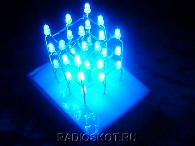 Давайте перейдем к схеме LED