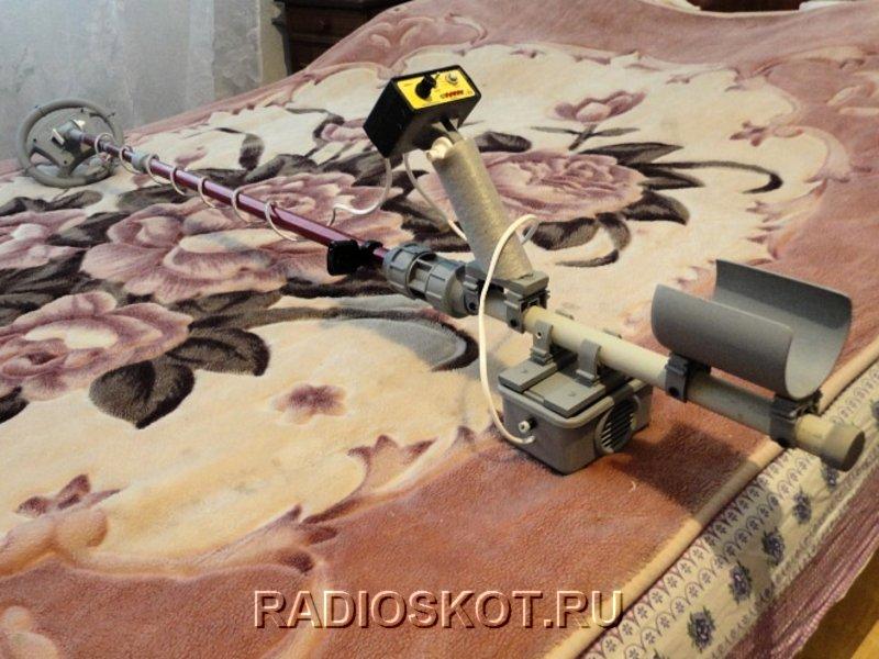 МЕТАЛЛОИСКАТЕЛЬ TRACKER PI-2 с
