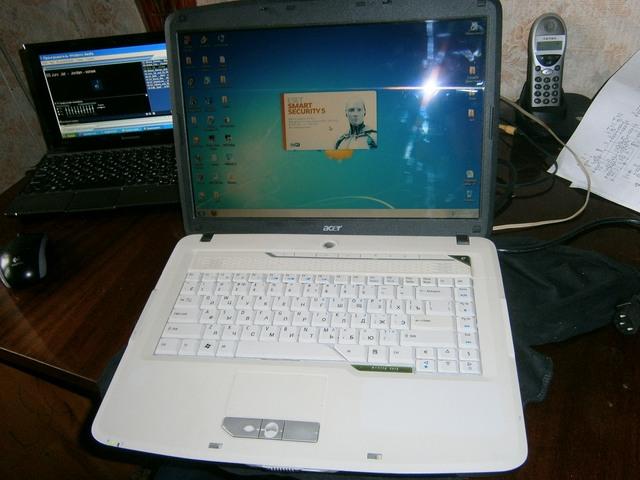 Описание ремонта системы охлаждения ноутбука