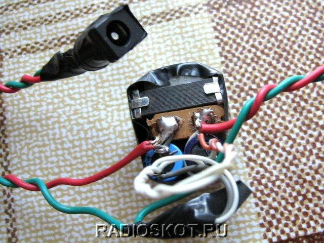LC filter 5  - Фильтр для магнитолы своими руками