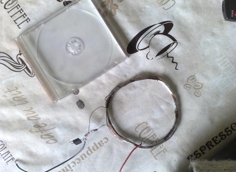 Беспроводная зарядка на телефона своими руками