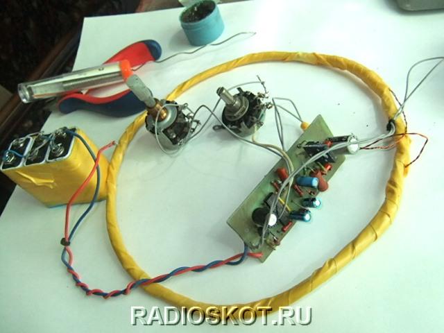 начинающих радиолюбителей