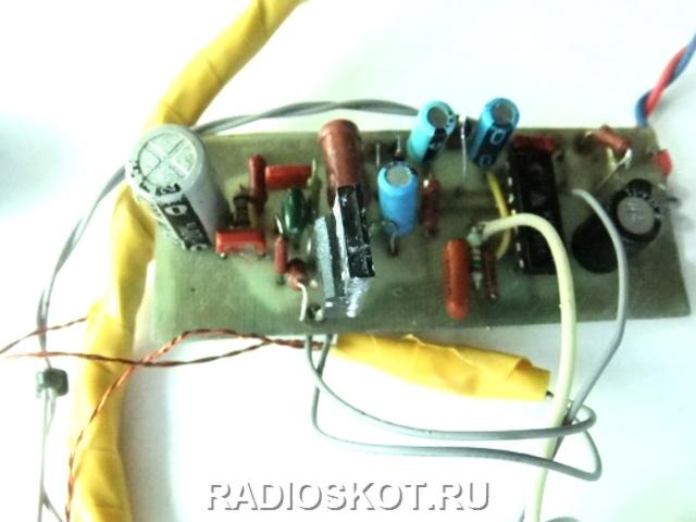 Простой импульсный металлоискатель для начинающих