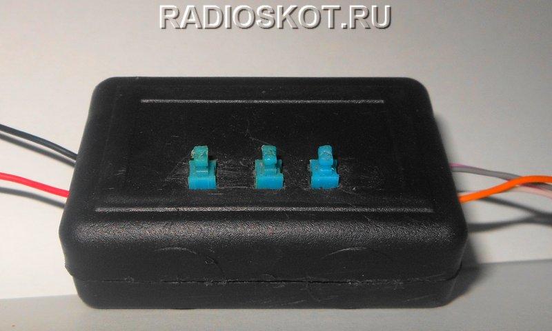 микроконтроллере PIC12F629