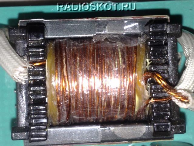 трансформатор от компьютерного бп