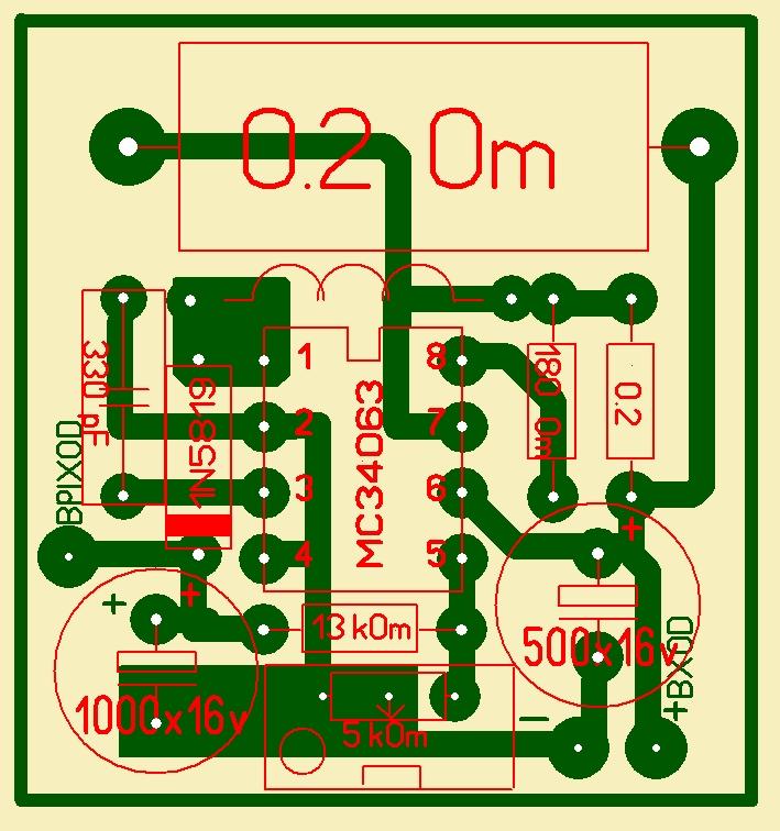 DC–DC преобразователь LM2596 - catethysis.ru