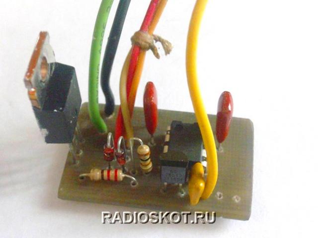 ne555 шим - Практическая схемотехника.
