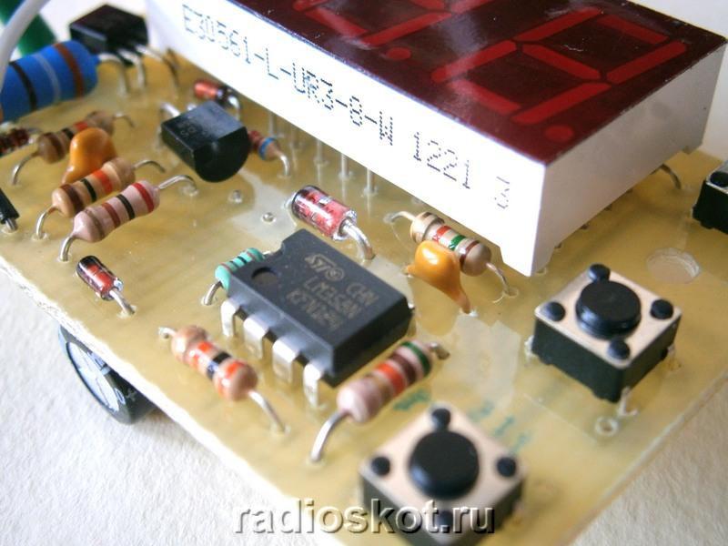 Зарядное устройство на микроконтроллере своими руками