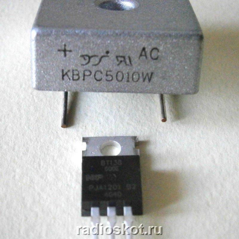 MOSFET  TL431  компенсационный стабилизатор напряжения