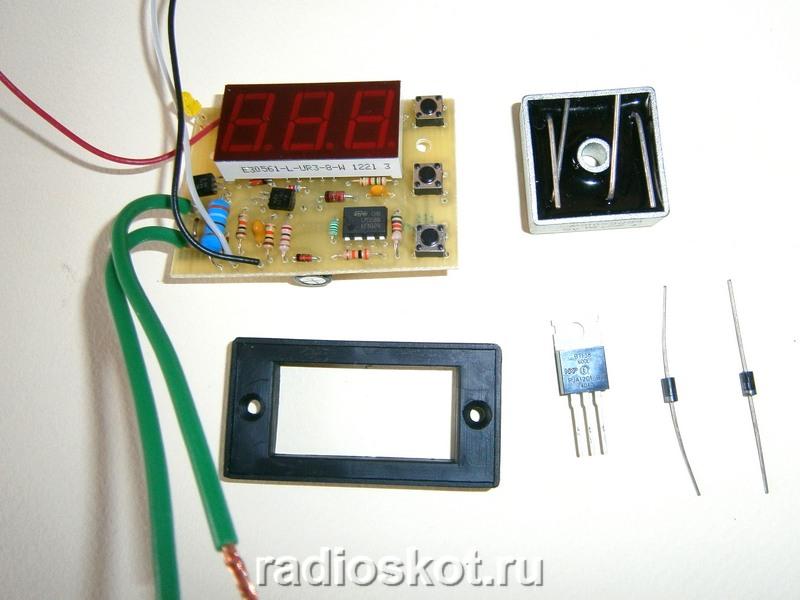 Схема элекктрических соединений автомобиля 11183