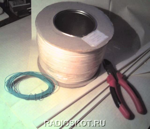 Изготовление хорошей катушки металлоискателя