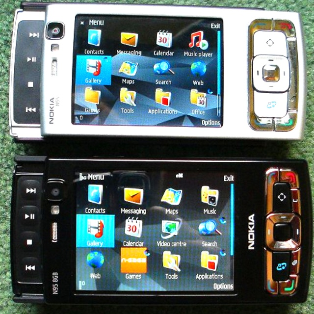 телефона Nokia N95,
