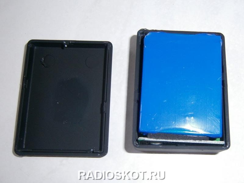 Жучок GSM и его Li-Ion