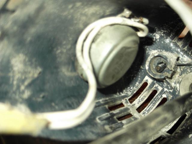 Переменный резистор регулятора