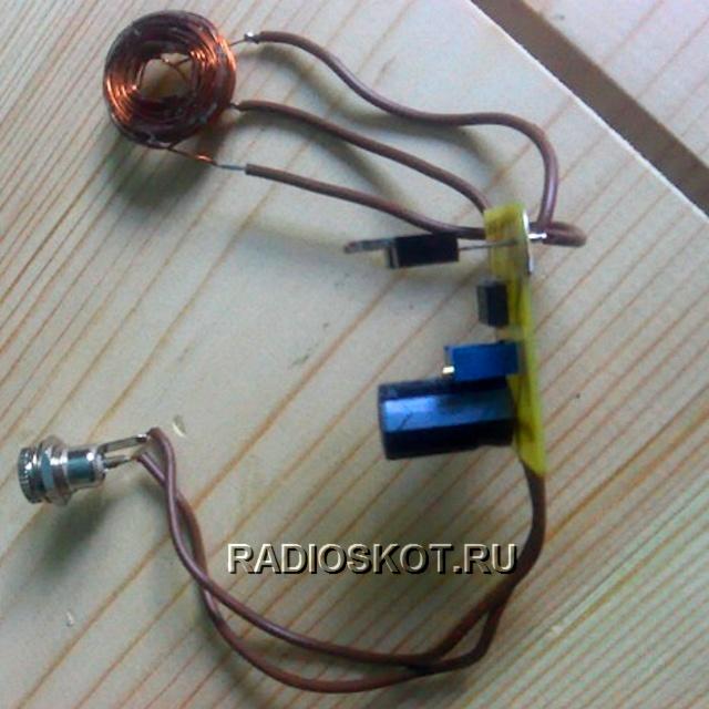 Беспроводная зарядка своими руками из зарядника 18