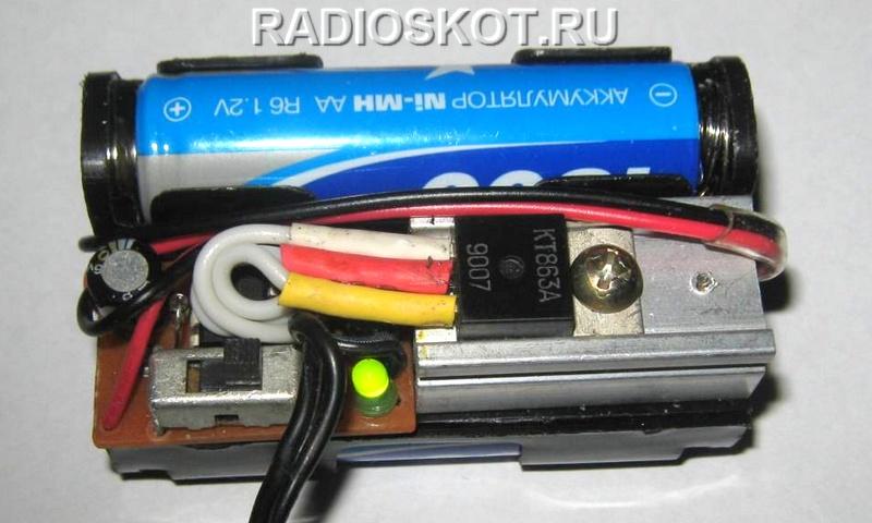 Фото резервных батареечных блоков питания для цифровых фотоаппаратов