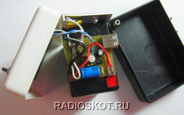Зарядка батарей сделать своими руками