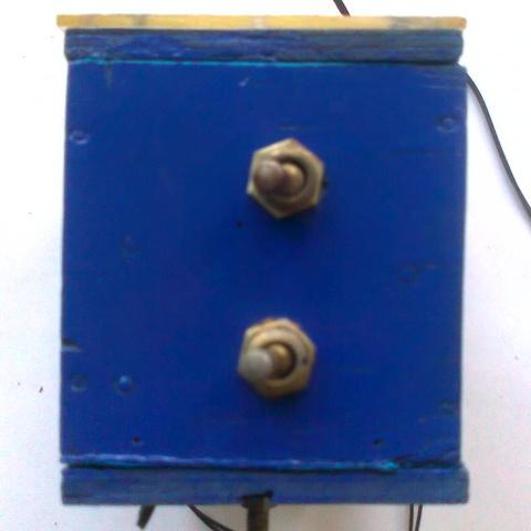 Электрическая схема зарядного устройства для аккумуляторов простая