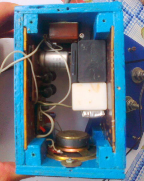 Схема для самодельного зарядного устройства