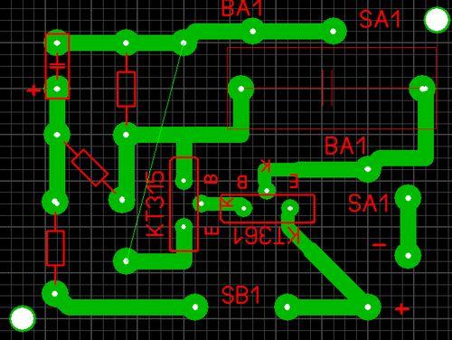 сирены на транзисторах