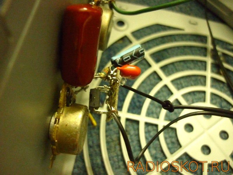 Прерыватель генератор