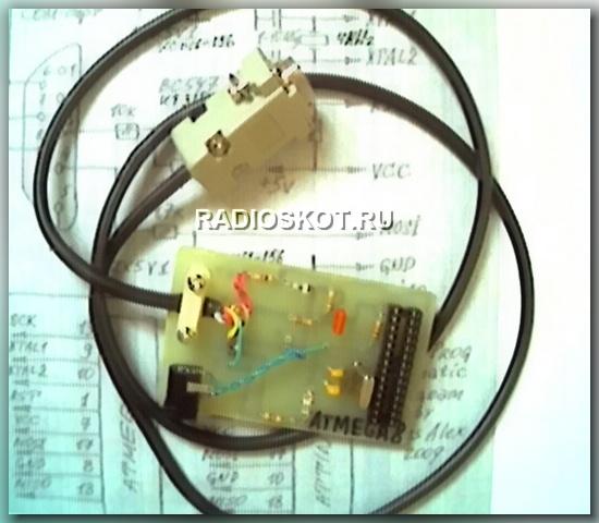 Схемы устройств на микроконтроллерах.