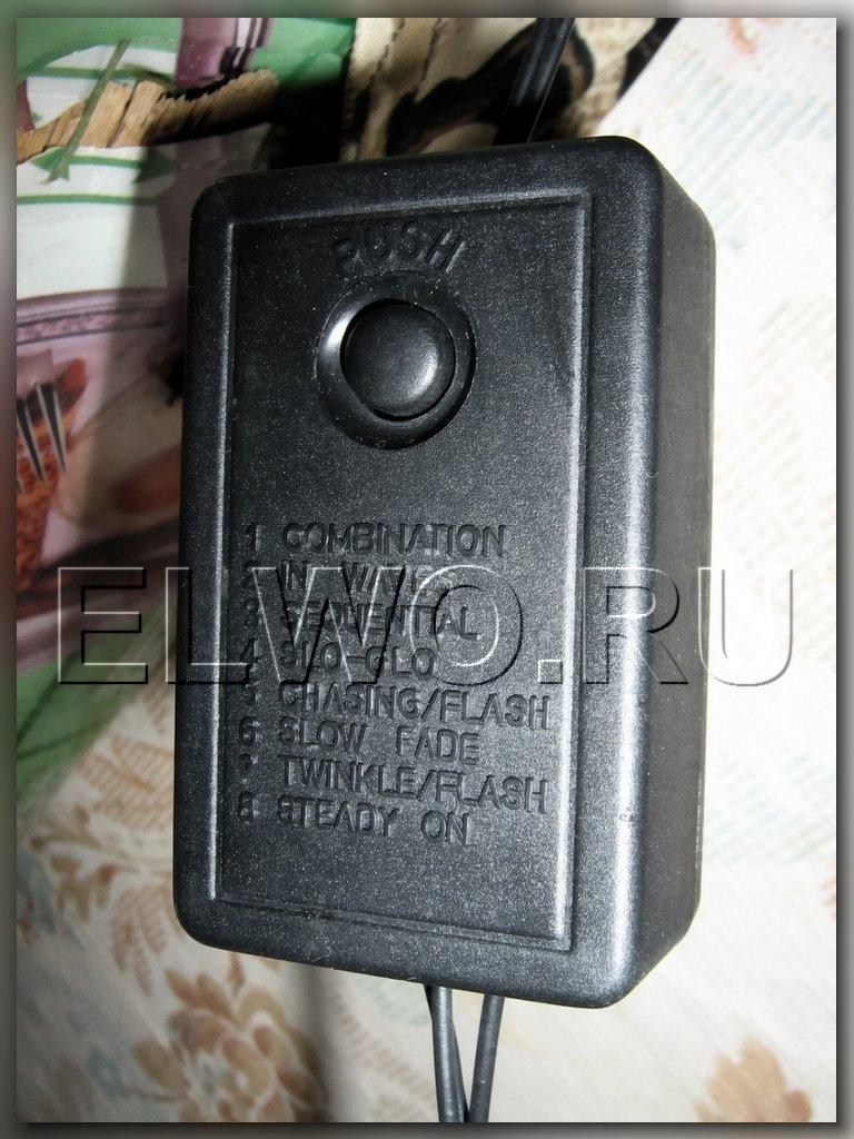 attiny2313 rgb контроллер схема