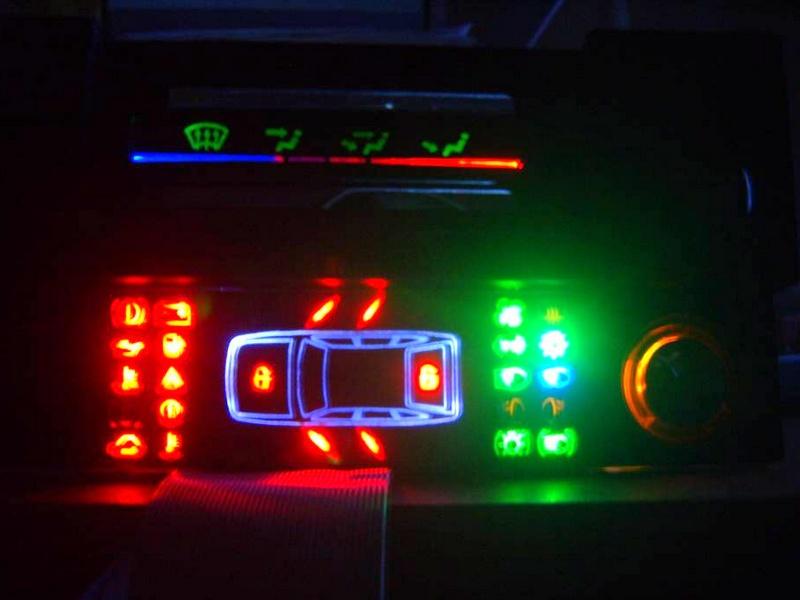 Бортовой компьютер для авто своими руками