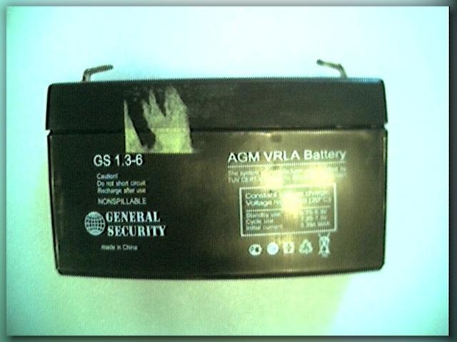 свинцовый аккумулятор в самодельный металлоискатель