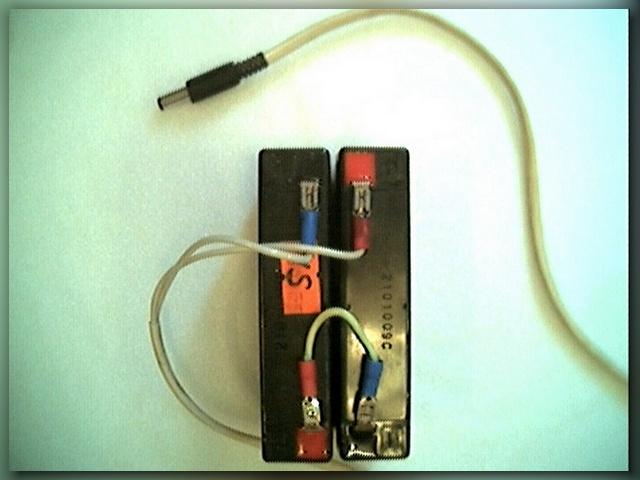 соединение аккумуляторов для МД
