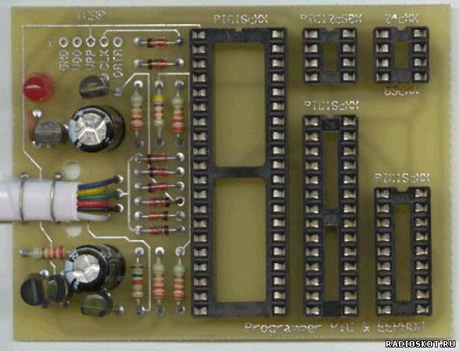 Программатор Pic И Eeprom