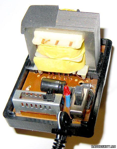 Фото трансформаторный блок питания