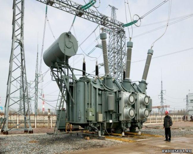 Фото высоковольтный трансформатор
