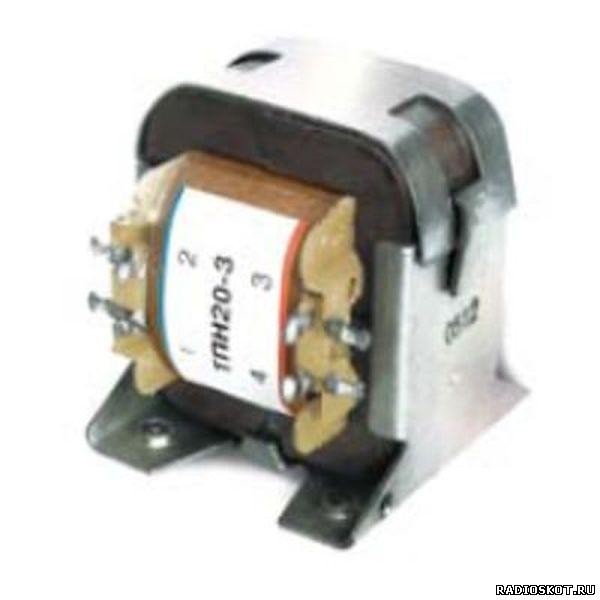 Трансформатор однофазный