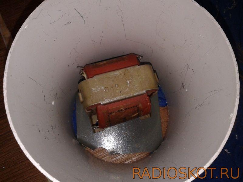 Как сделать качер - высоковольтный генератор