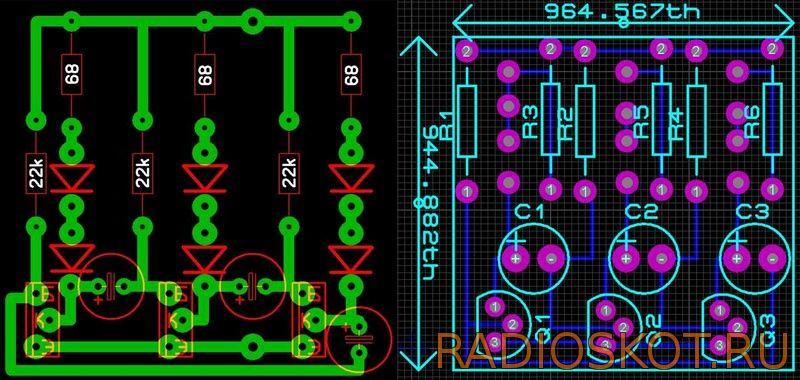 Мультивибратор на кт315 схема фото 148
