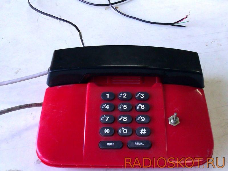 Из двух телефонов своими руками
