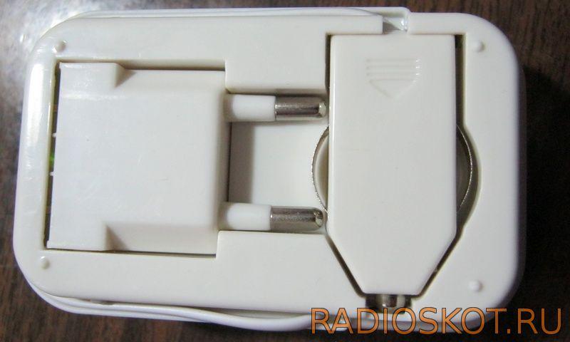 фото зарядного устройства для литиевых мобильных аккумуляторов