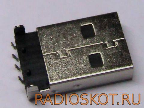 припаять USB вход прямо на плату зарядки