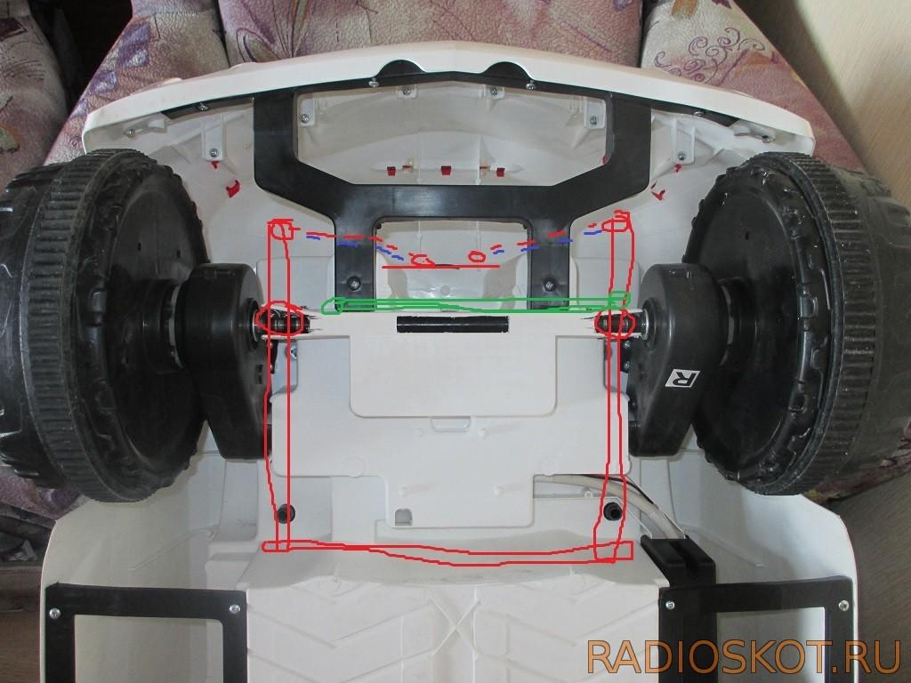 Ремонт электромобилей своими руками