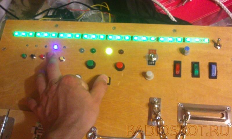Электронная игрушка своими руками