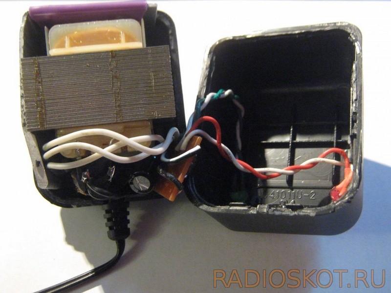 Зарядное устройство для свинцового гелевого аккумулятора